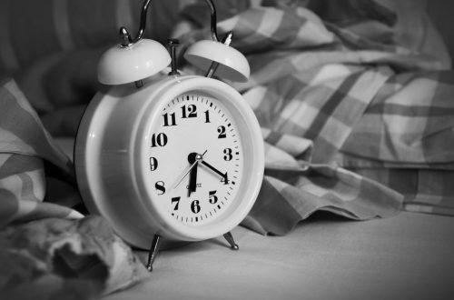 Slapen met warm weer