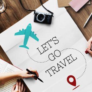 checklist vakantie