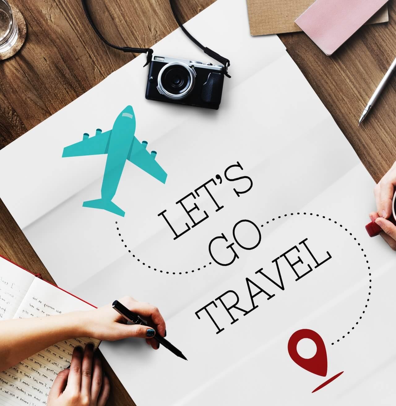 Binnenkort op vakantie? Met deze vakantie checklist ga je goed voorbereid op vakantie.